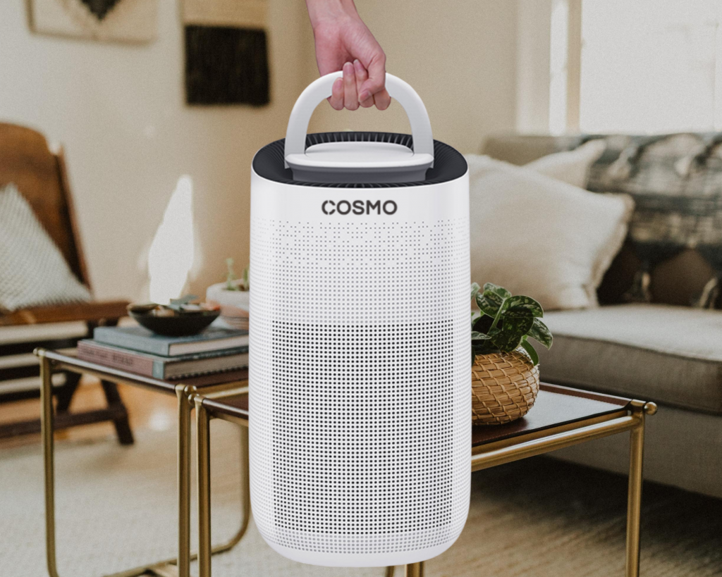 portable cosmo air purifier