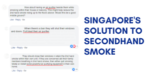 secondhand smoke ban