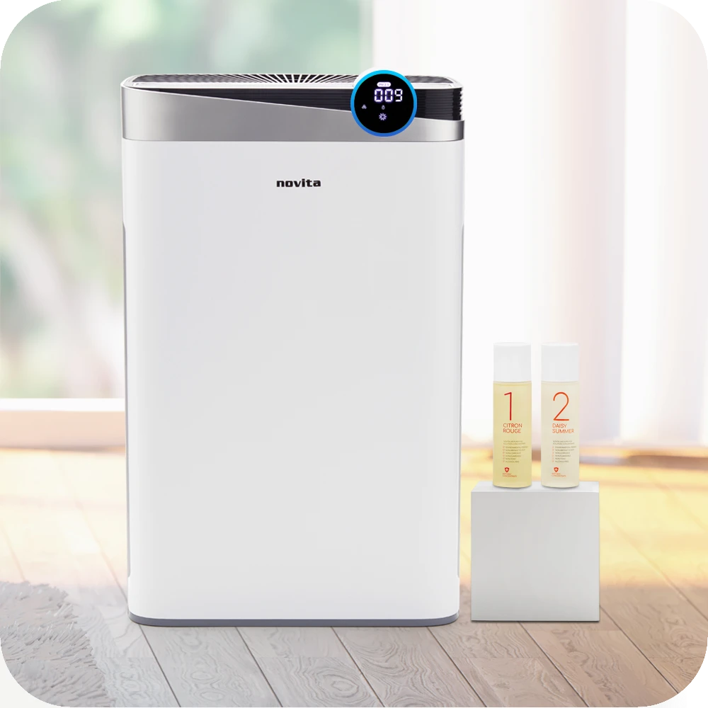 Novita 4-In-1 Air Purifier A4S